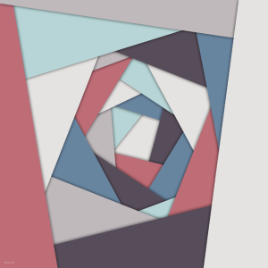 Colorful Geometric Layers