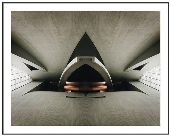 Modern Architectural Print