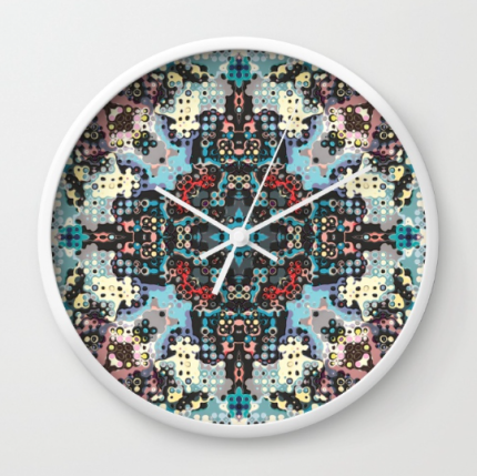 Colorful Symmetrical Abstract