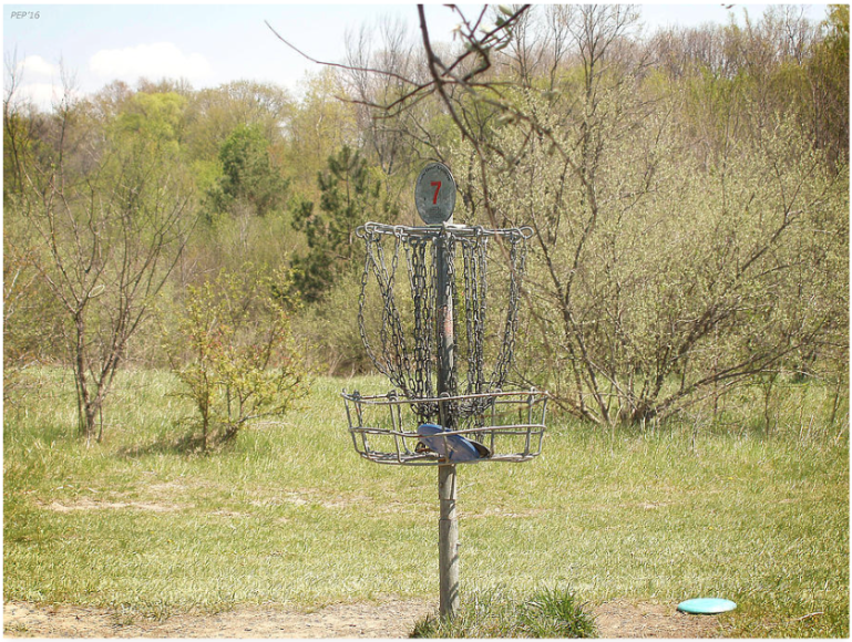 Brown Park Disc Golf Course