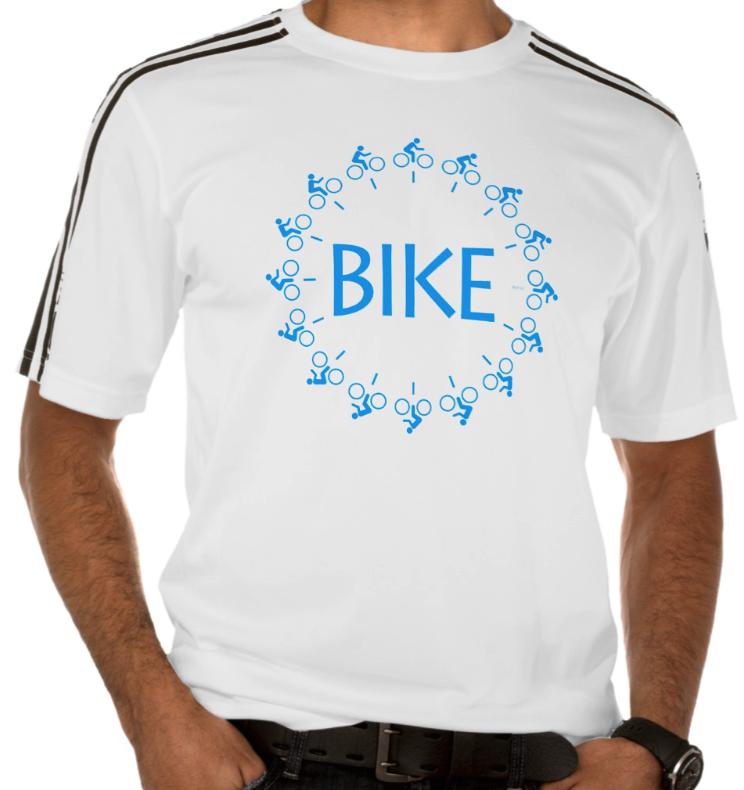 Bike Riding T-shirt