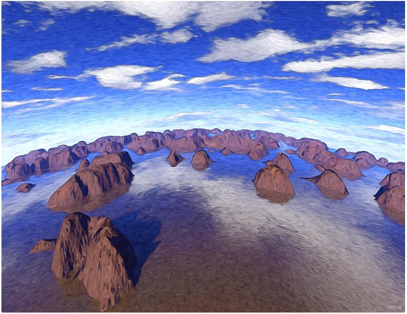 Round World Rocks