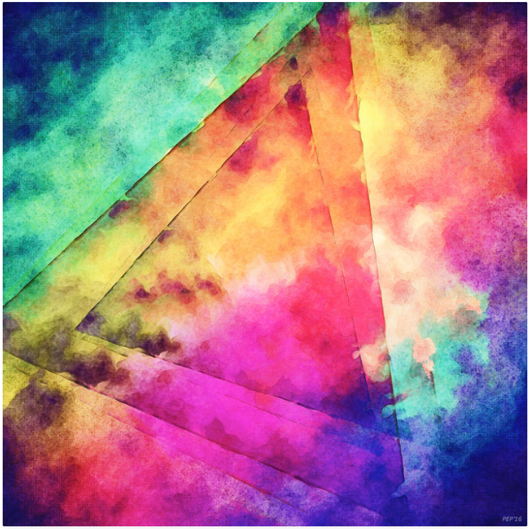 Abstract Geometric Clouds