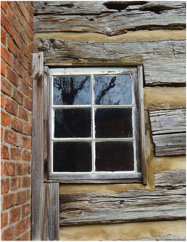 Historic Architectural Window