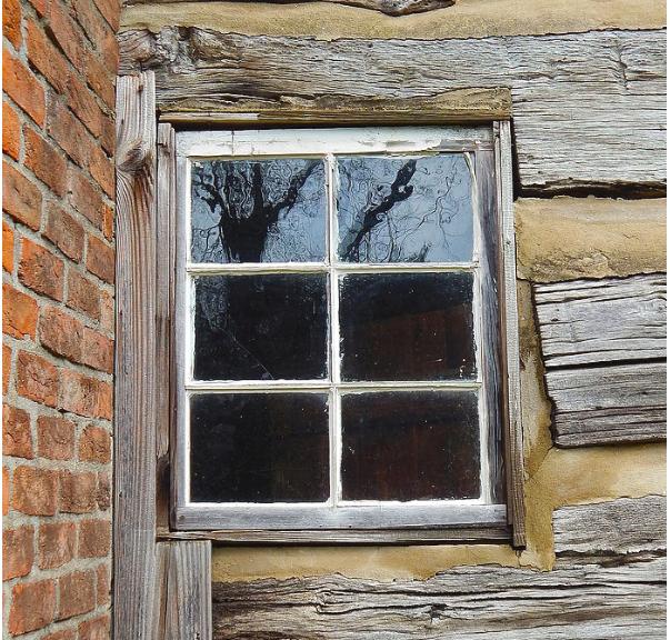 Historic Architectural Window