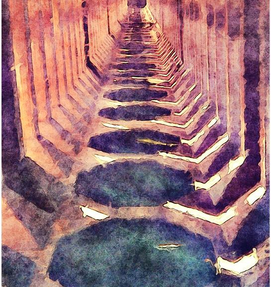 Iron Ore Dock Interior