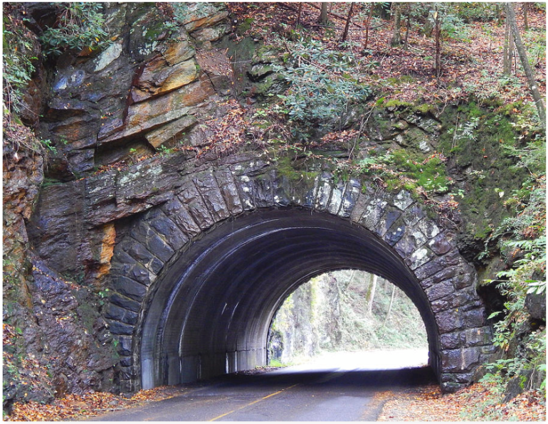 Tunnel In Tennessee