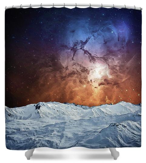 Cosmic Winter Landscape