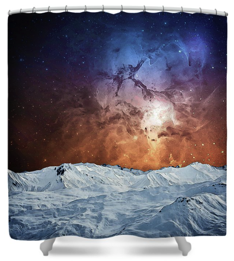 Cosmic Winter Landscape
