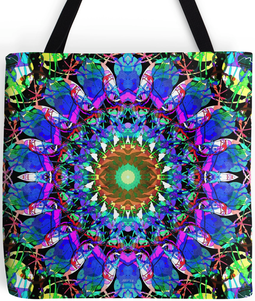 Fashionable Pattern Tote Bag