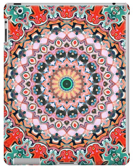 Ornate Pattern iPad Case