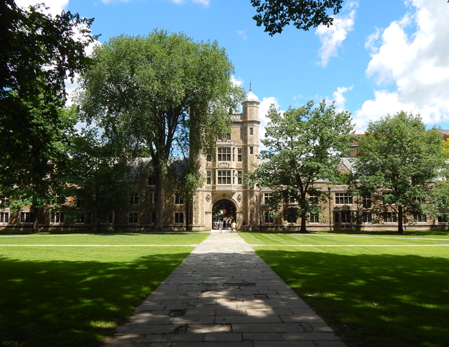 University of Michigan Law Quad