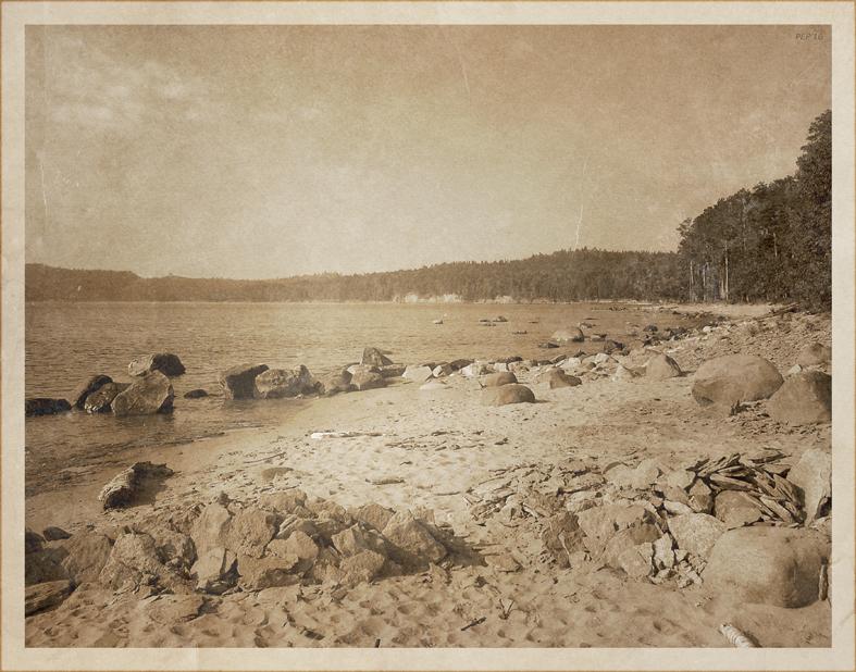 Vintage Lake Superior