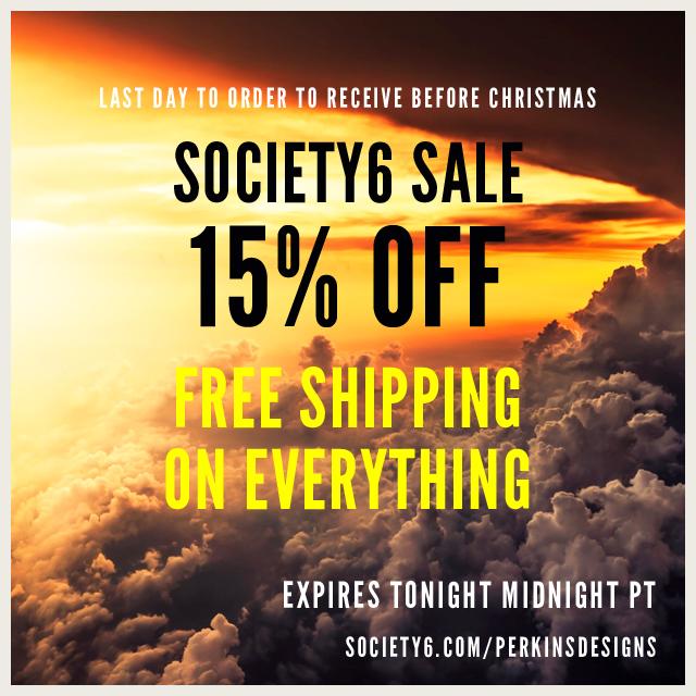 Sale at Society 6