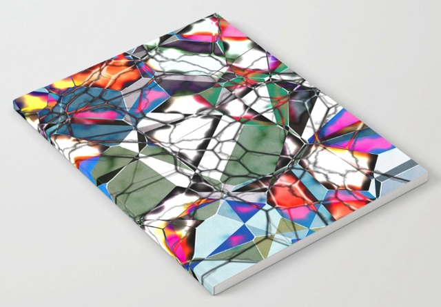 Abstract Geometric Web Notebook