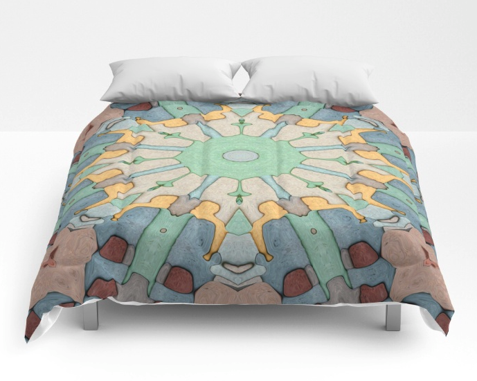Earth Tones Comforter