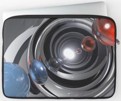 Abstract Camera Lens