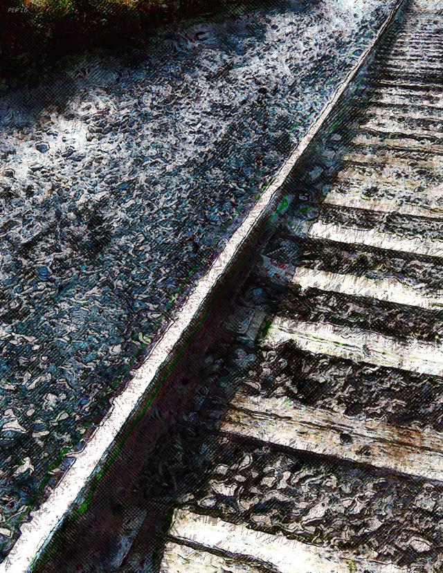 Railroad Tracks