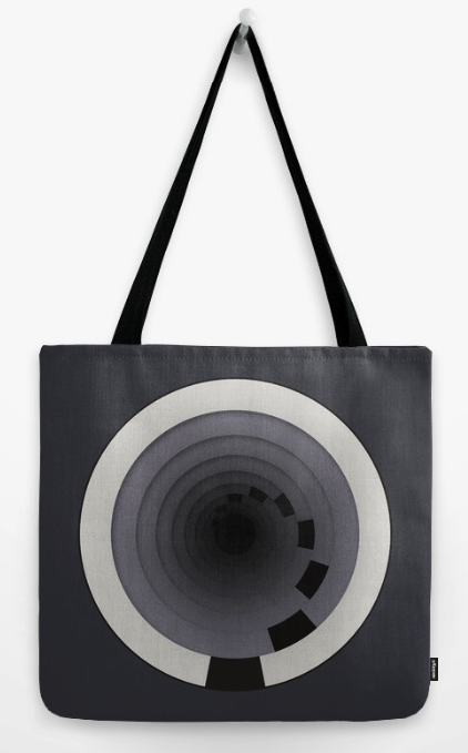 Series of Circles Tote Bag