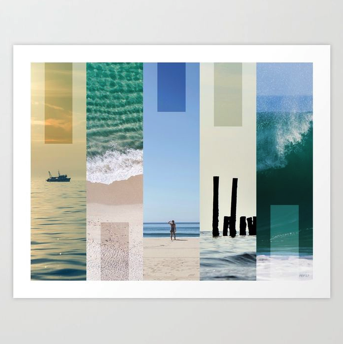 Sea And Sun Poster
