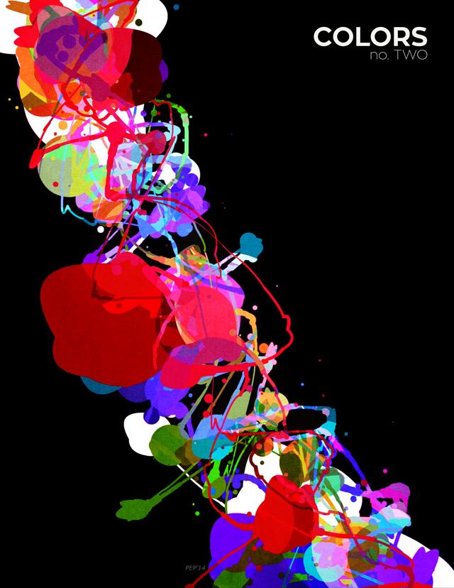 Mixed Media Colors 2