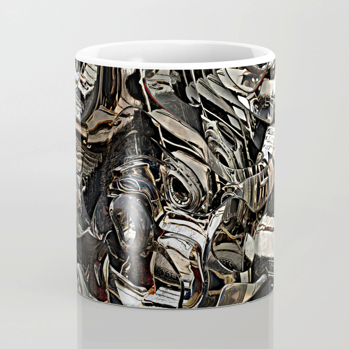 Chaotic Cameras Coffee Mug