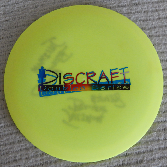 Disc Golf Stories, No. 5