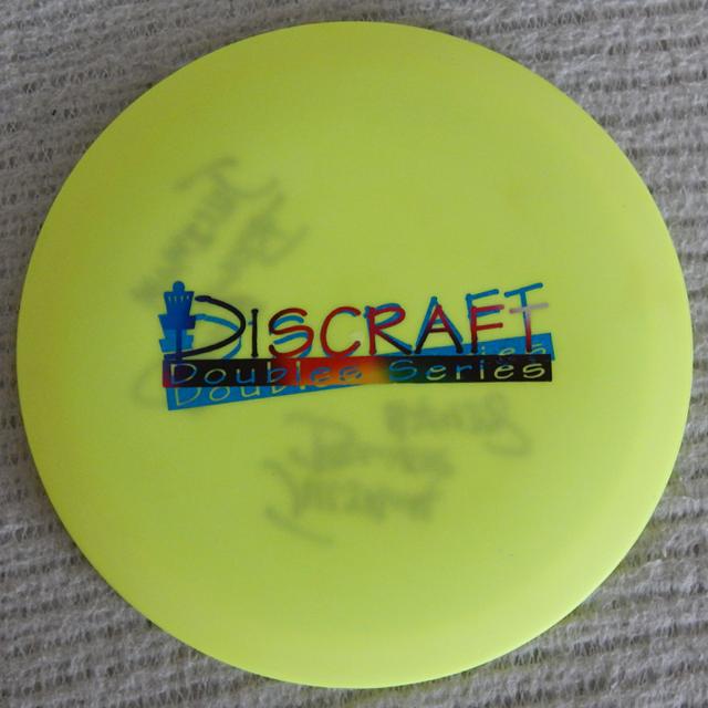 Disc Golf Stories, No. 5