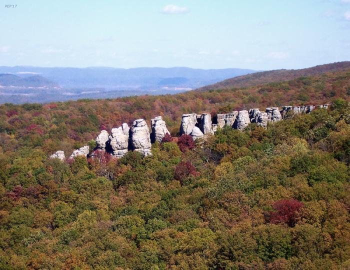Tennessee Rocks