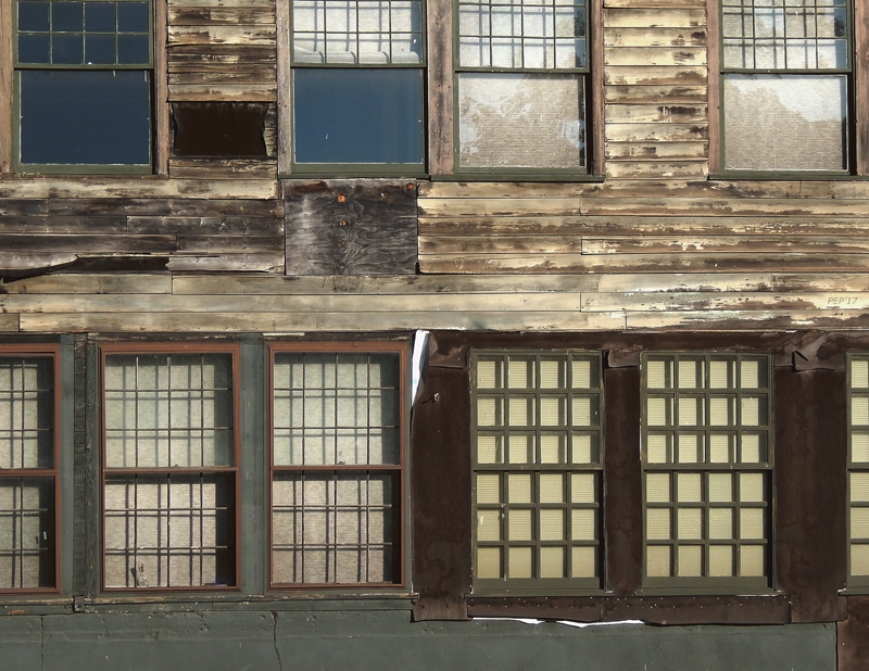 Weathered Windows