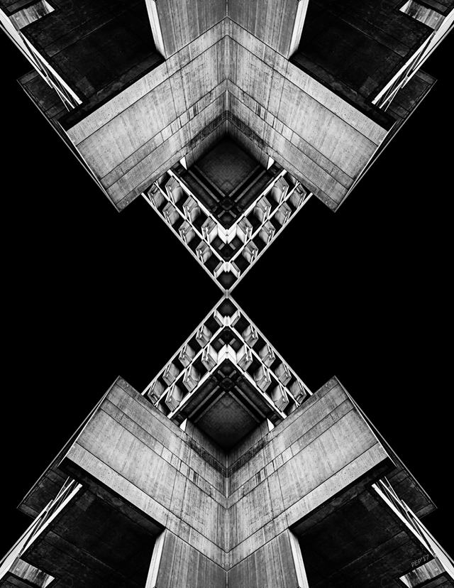Geometric Concrete Structure