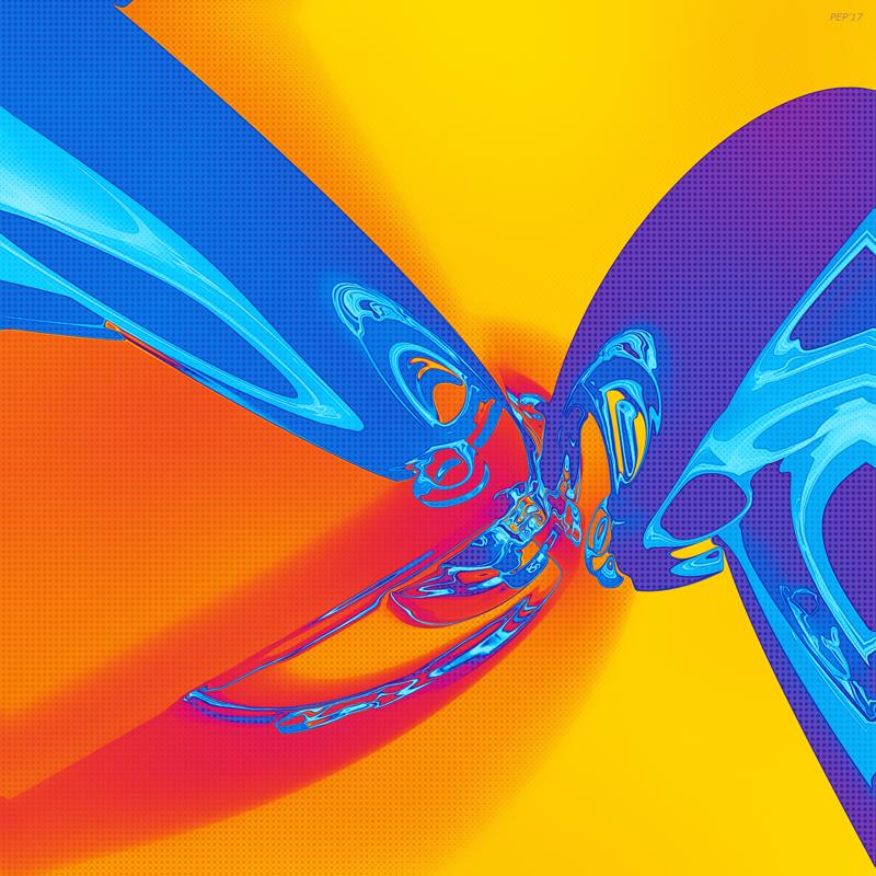 Pop Art Abstract