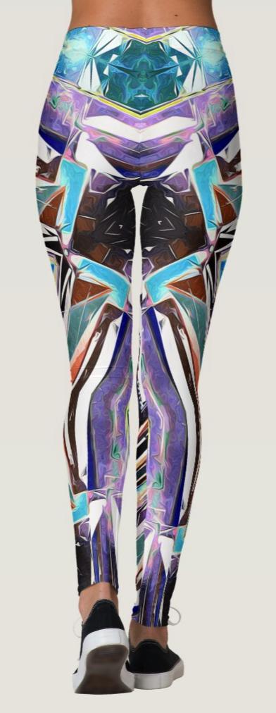 Spectral Star Women's Leggings