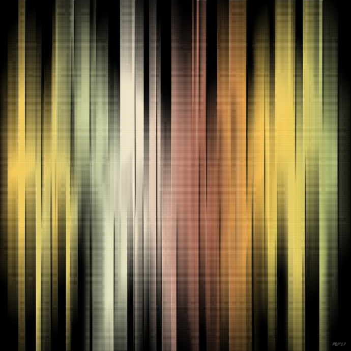 Autumn Colors Abstract