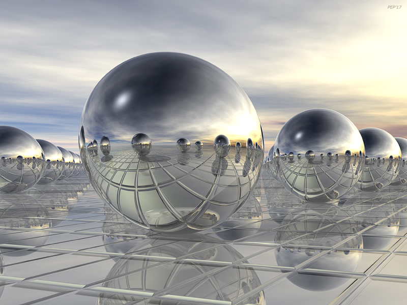 Reflecting 3D Spheres