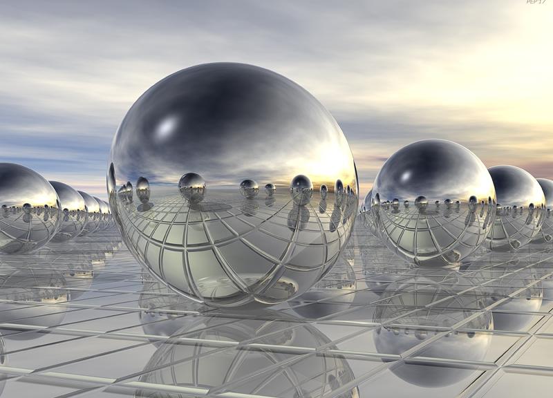 Reflecting 3D Spheres