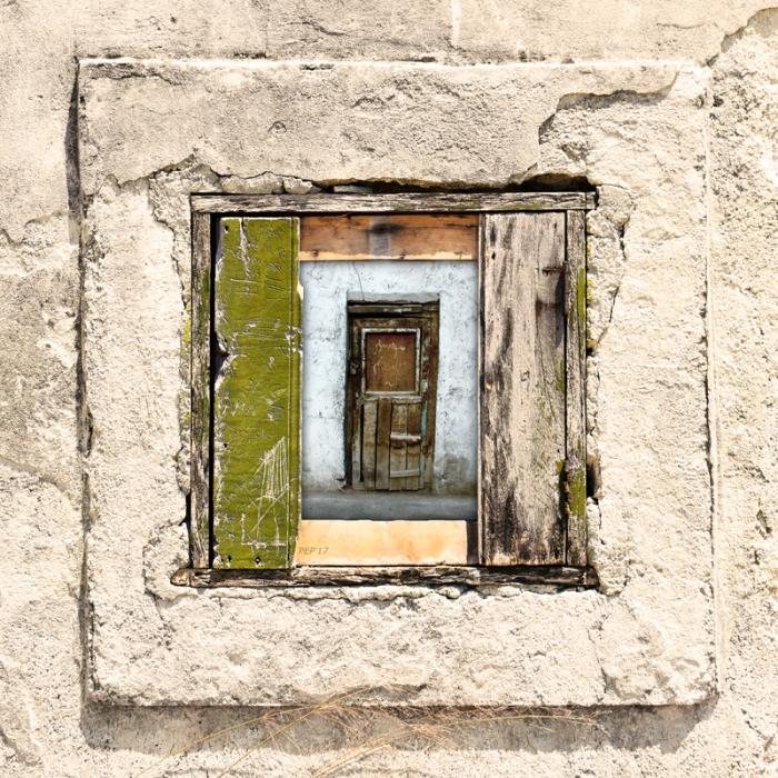 Wall, Window And Door