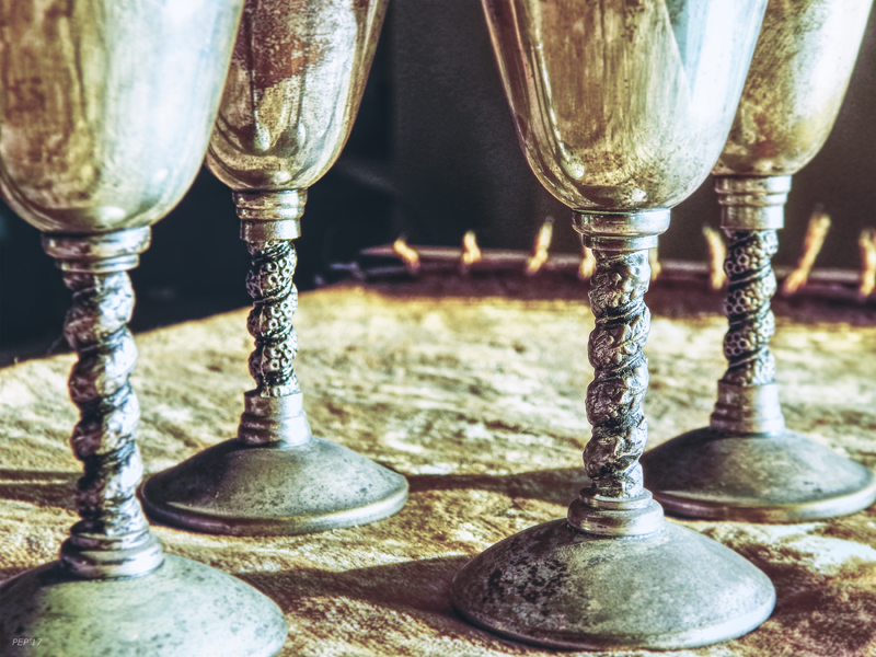 Goblets Still Life