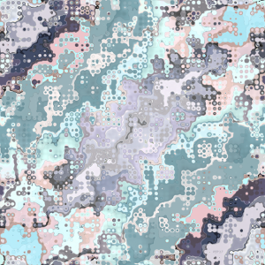 Abstract Pastels Pattern