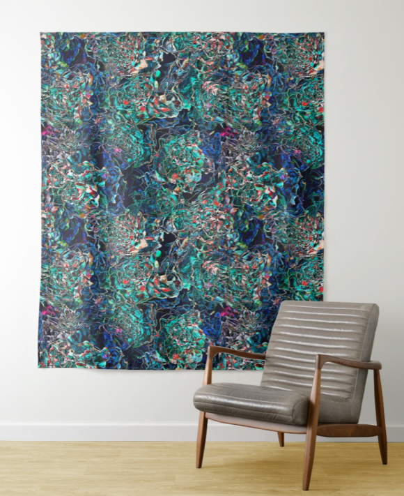 Contemporary Abstract Pattern