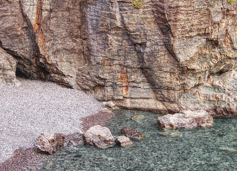 Beach of Stones