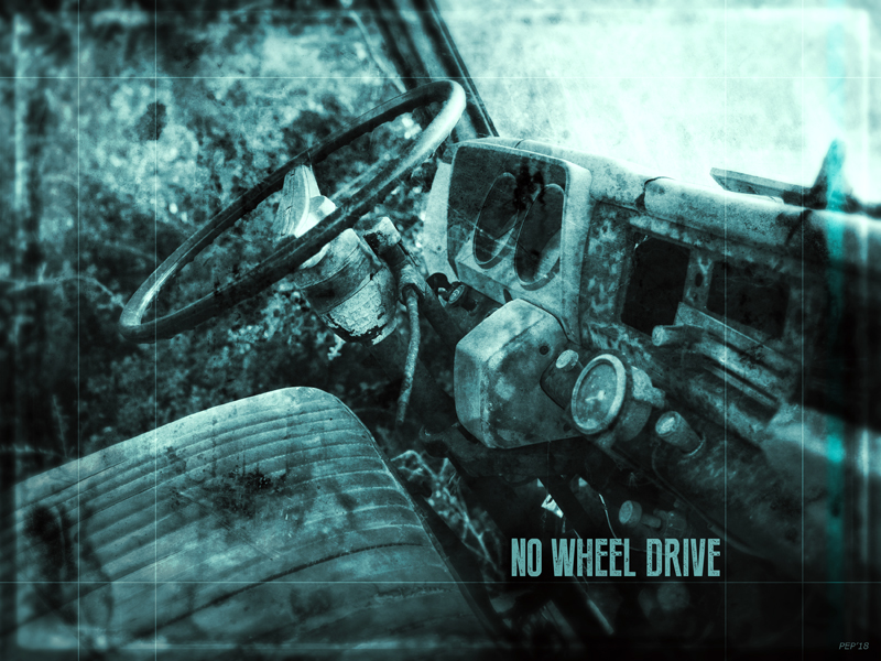 No Wheel Drive