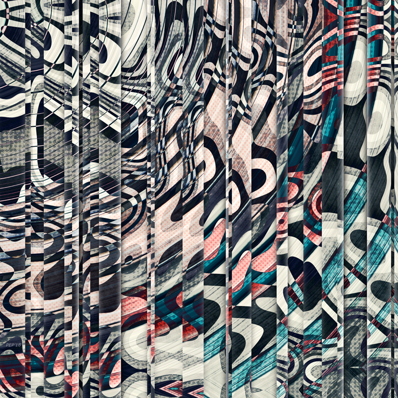Vertical Graphic Layers