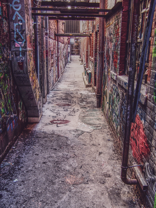 Painted Alley