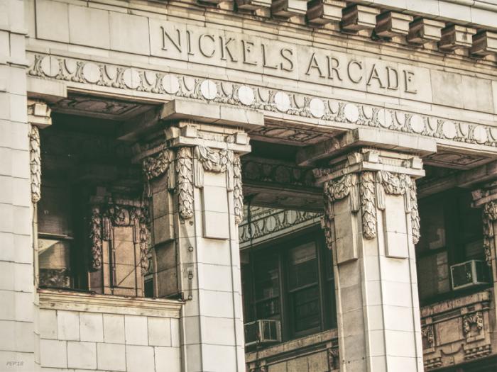 Nickels Arcade