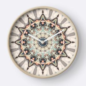 Earth Tones Kaleidoscope