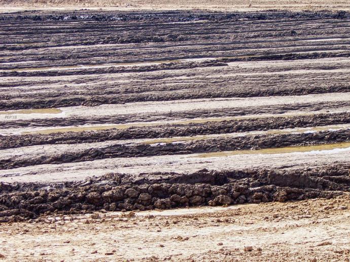 Field of Mud
