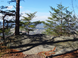 East Overlook On Crest Trail