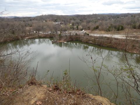 Ijams Nature Center, Knoxville, TN