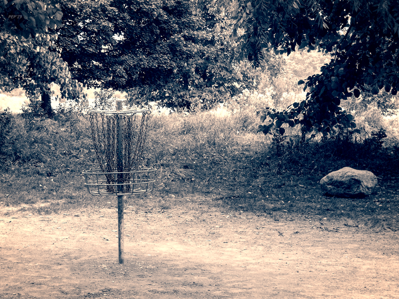 Brown Park Disc Golf